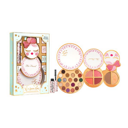 Kit Let It Snow Girl! Collection TOO FACED