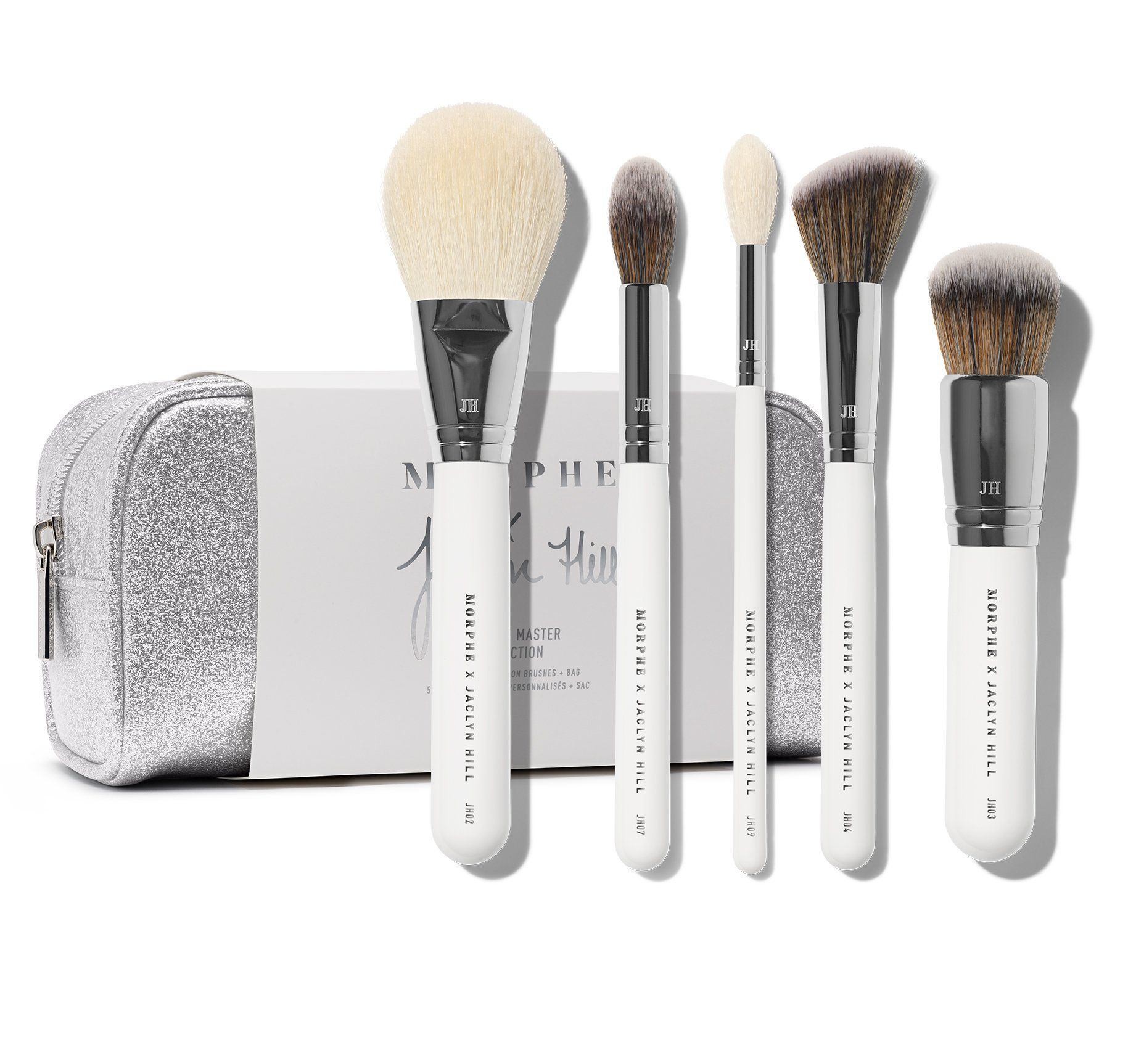 Kit The Complexion Master Collection Jaclyn Hill X MORPHE BRUSHES