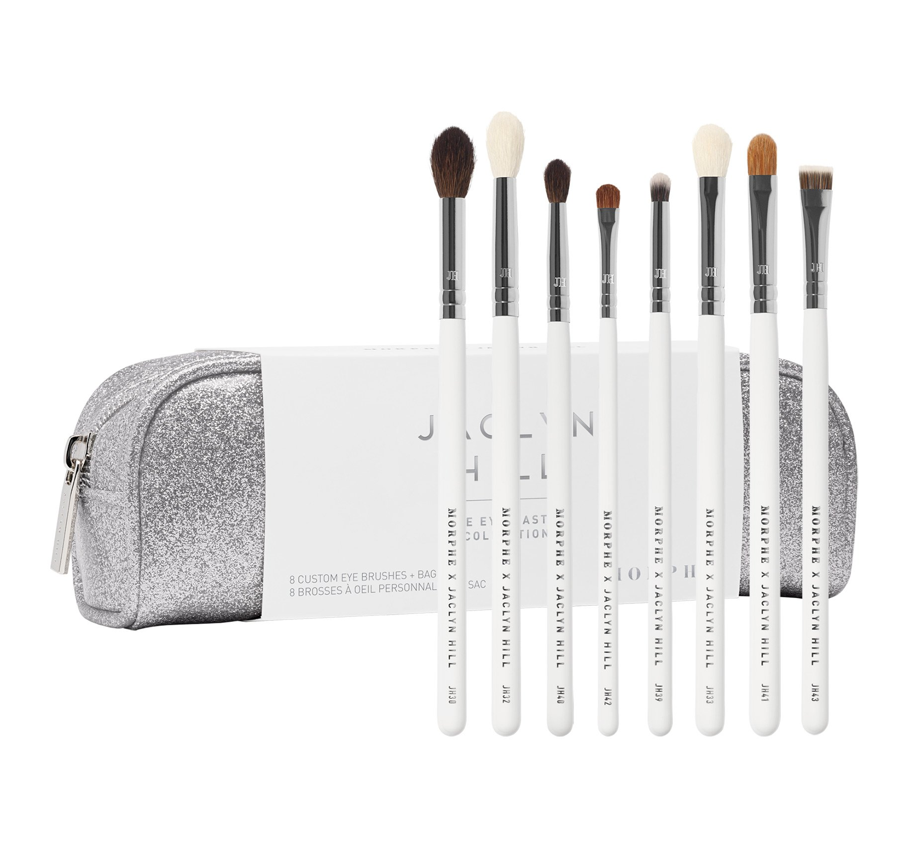 Kit The Jaclyn Hill Eye Master Collection MORPHE BRUSHES