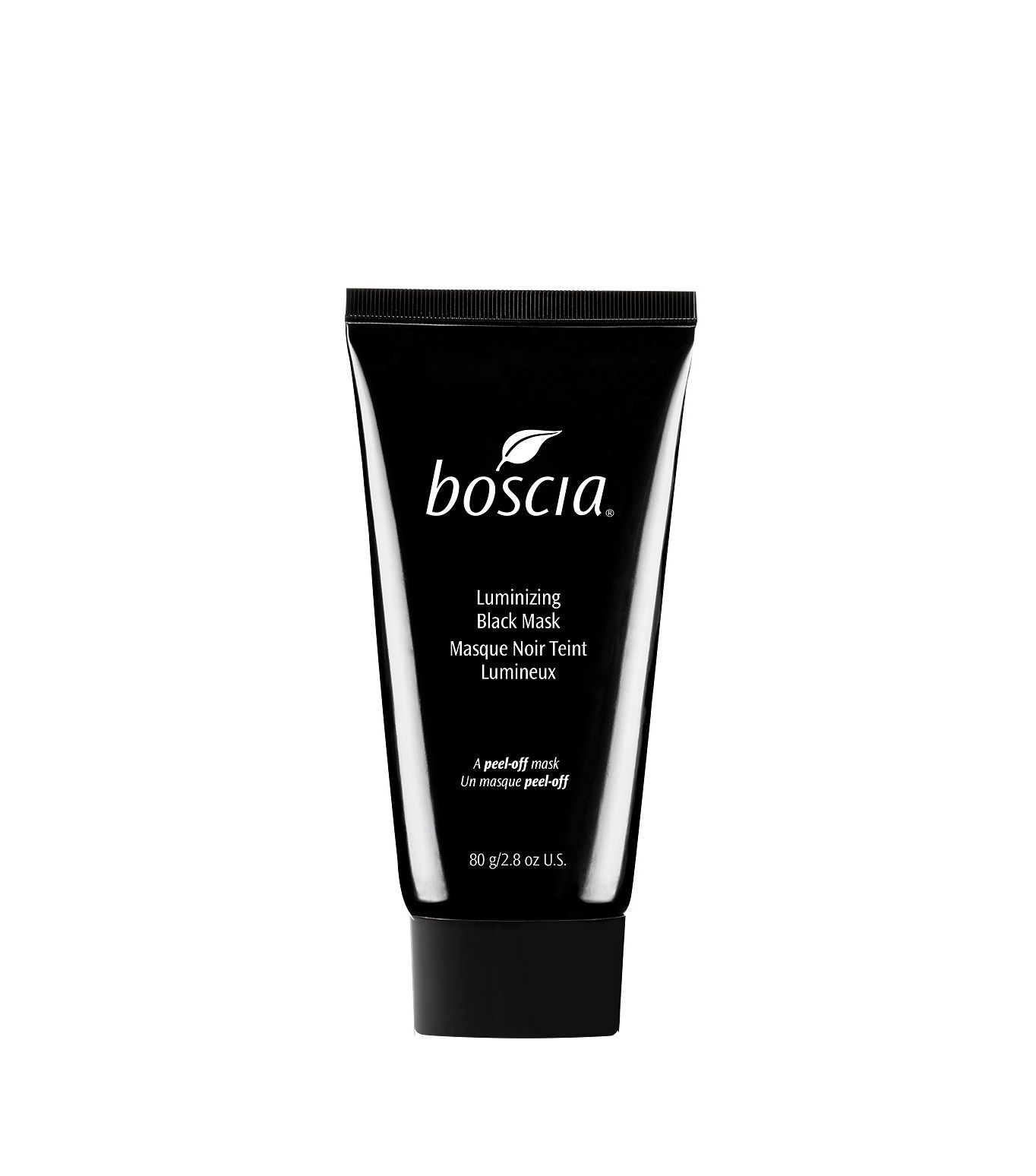 Máscara facial Luminizing Black Charcoal  BOSCIA