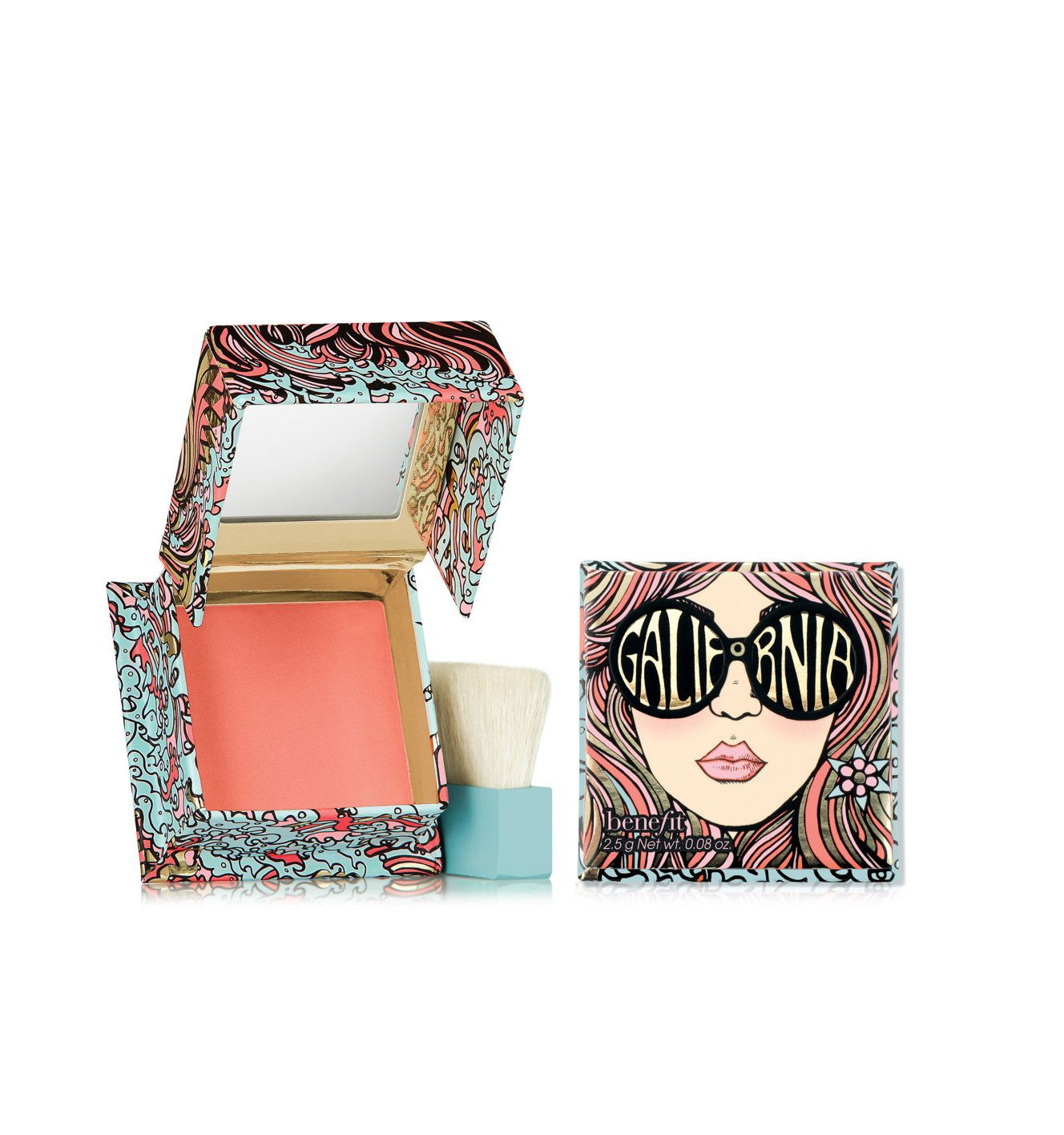 Mini blush GALifornia BENEFIT COSMETICS