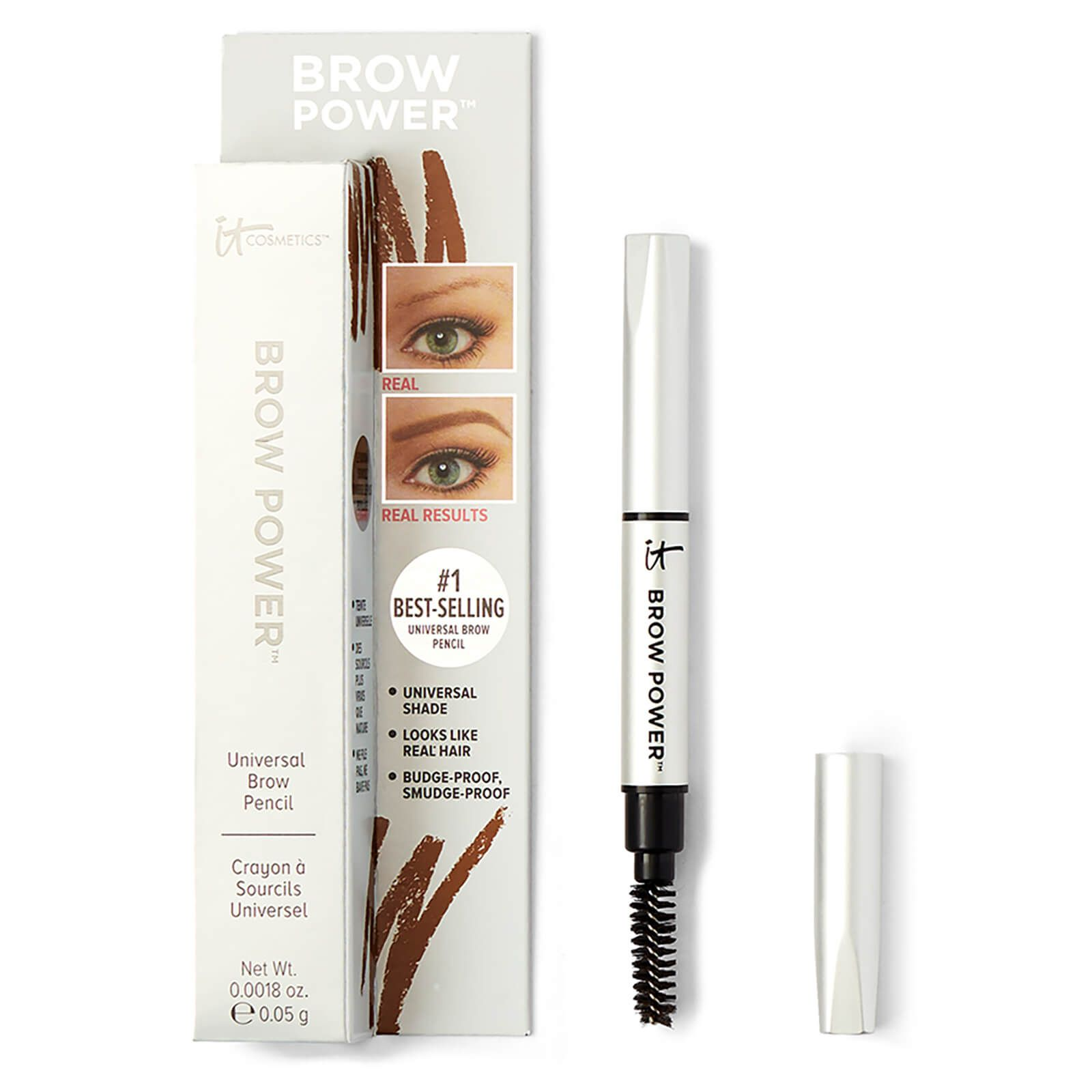 Mini Brow Power Universal Eyebrow Pencil IT COSMETICS
