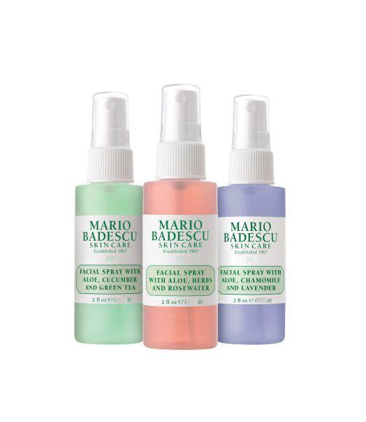 Mini Facial Spray With Aloe MARIO BADESCU