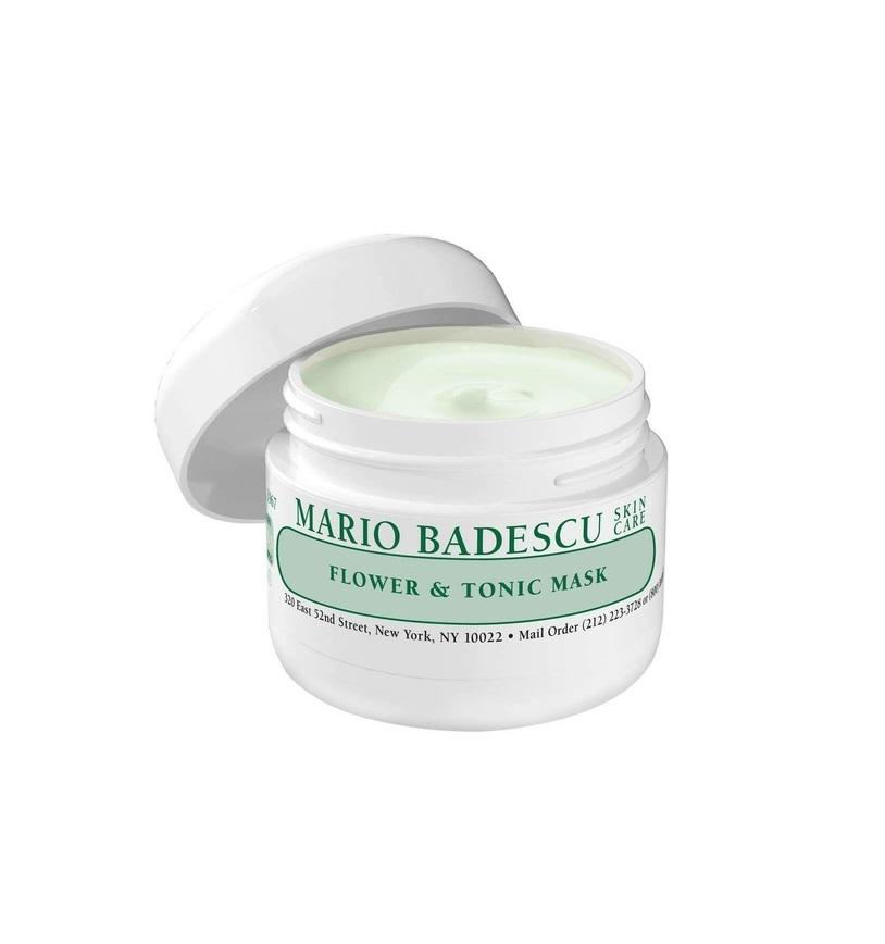 Mini Flower & Tonic Mask MARIO BADESCU