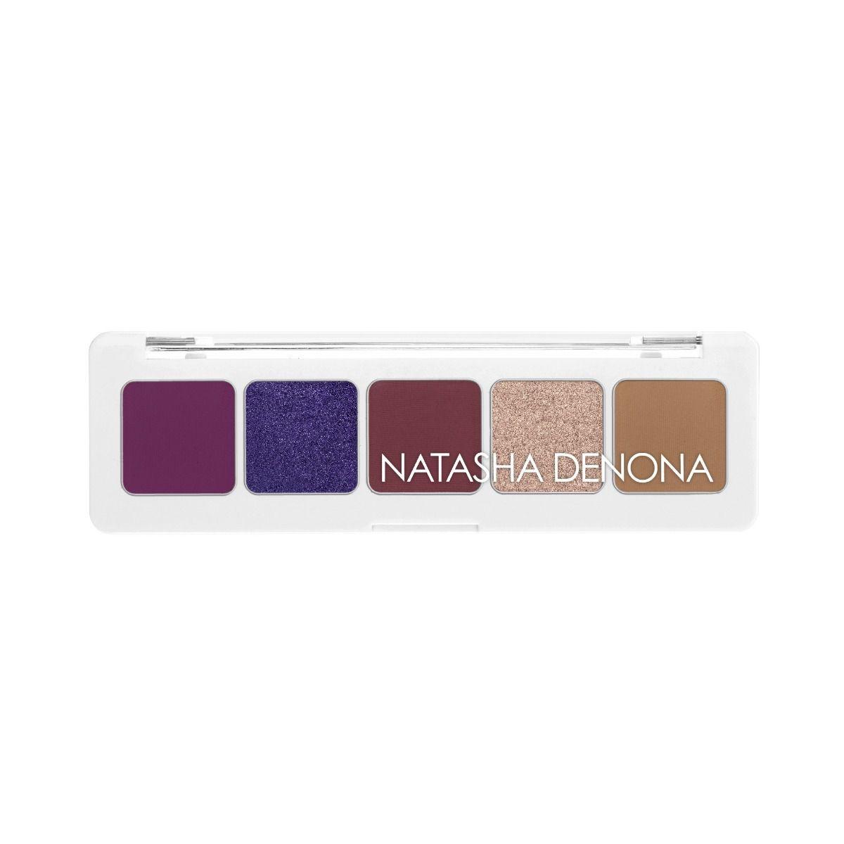 Mini Lila Eyeshadow Palette NATASHA DENONA