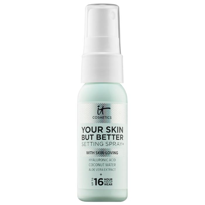 Mini Your Skin But Better Setting Spray IT COSMETICS