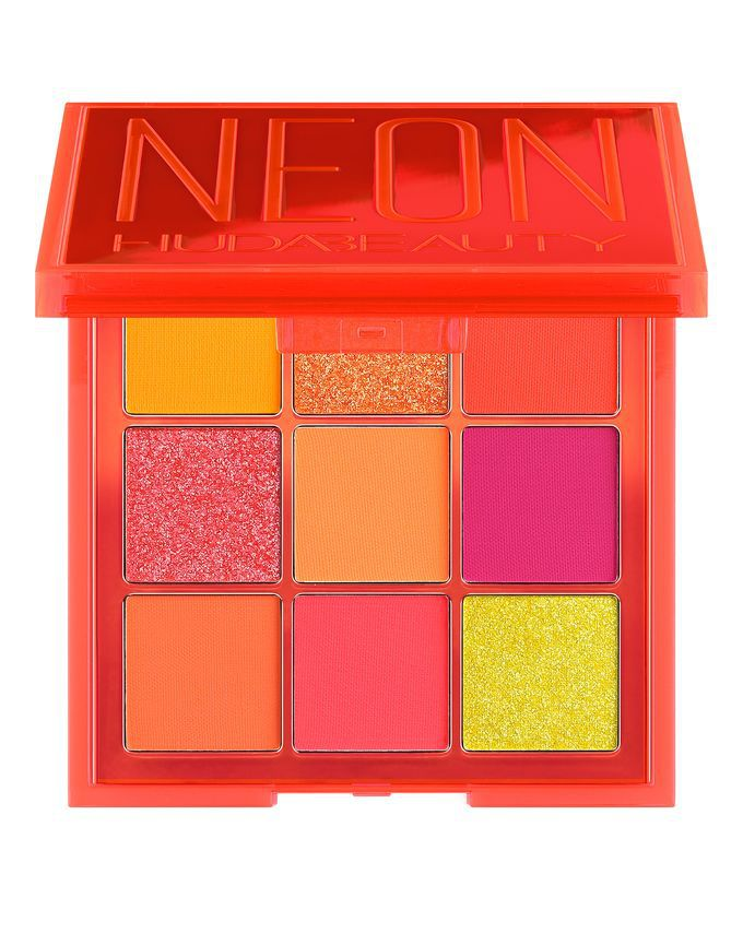 Neon Orange Obsessions HUDA BEAUTY