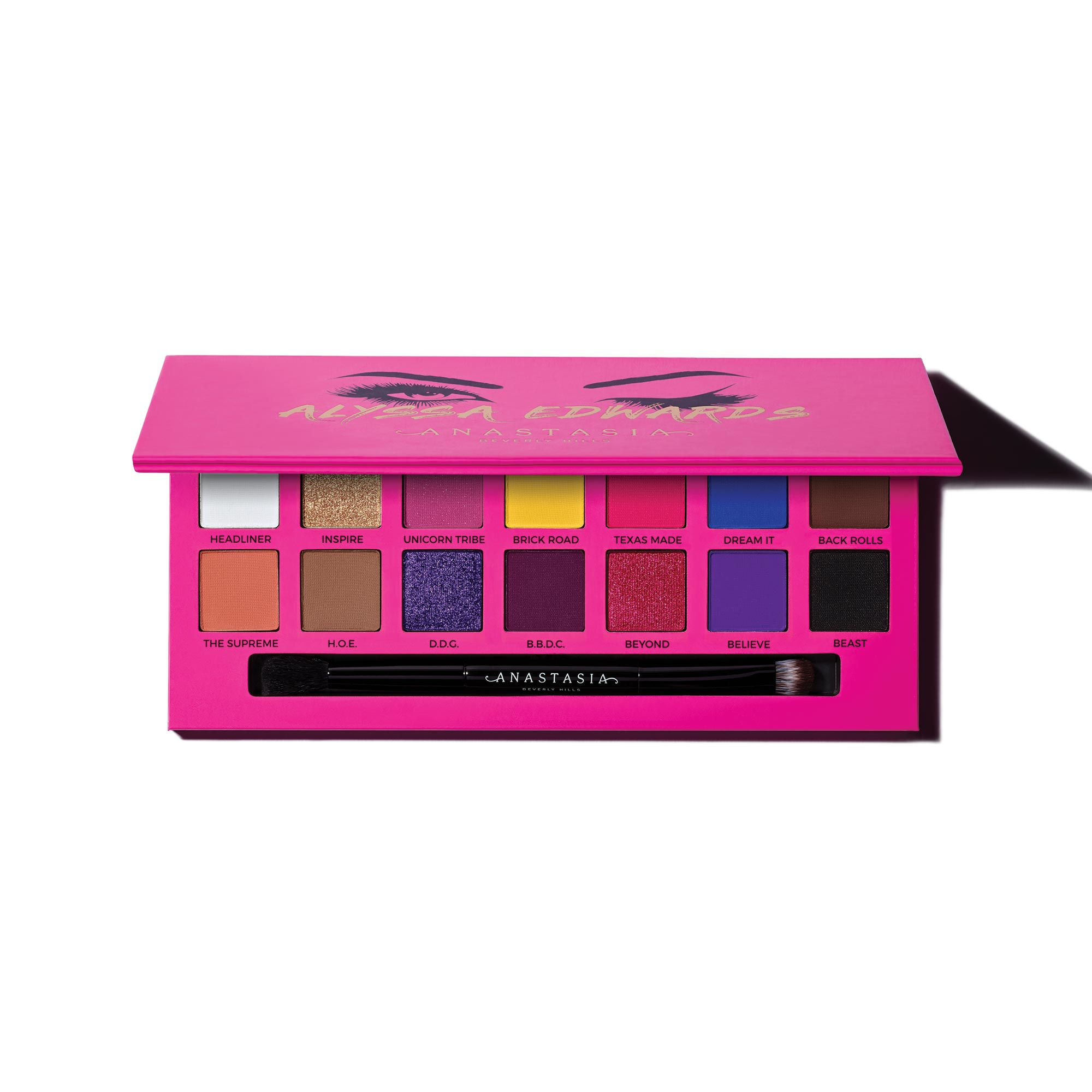 Paleta Alyssa Edwards ANASTASIA BEVERLY HILLS