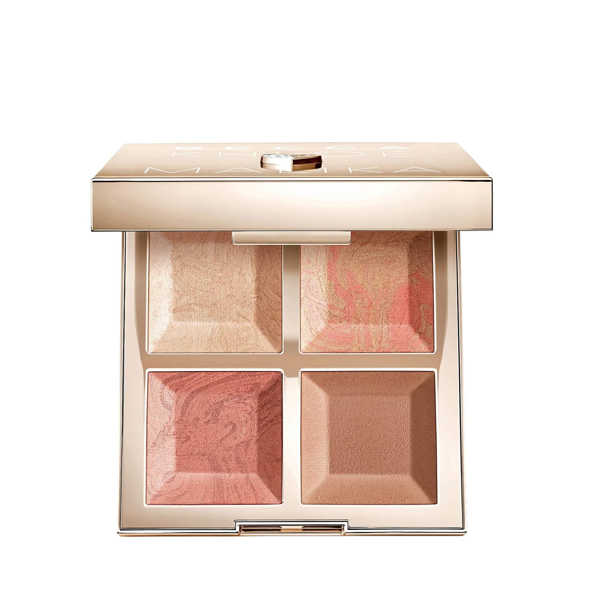 Paleta Becca x Khloe Kardashian Bronze, Blush & Glow BECCA