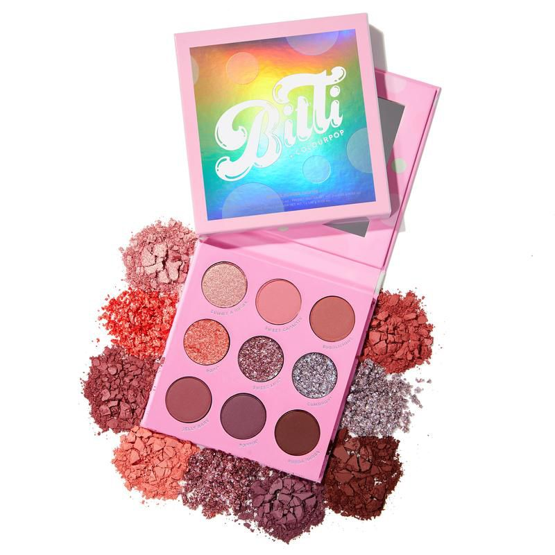 Paleta Candy Button COLOURPOP