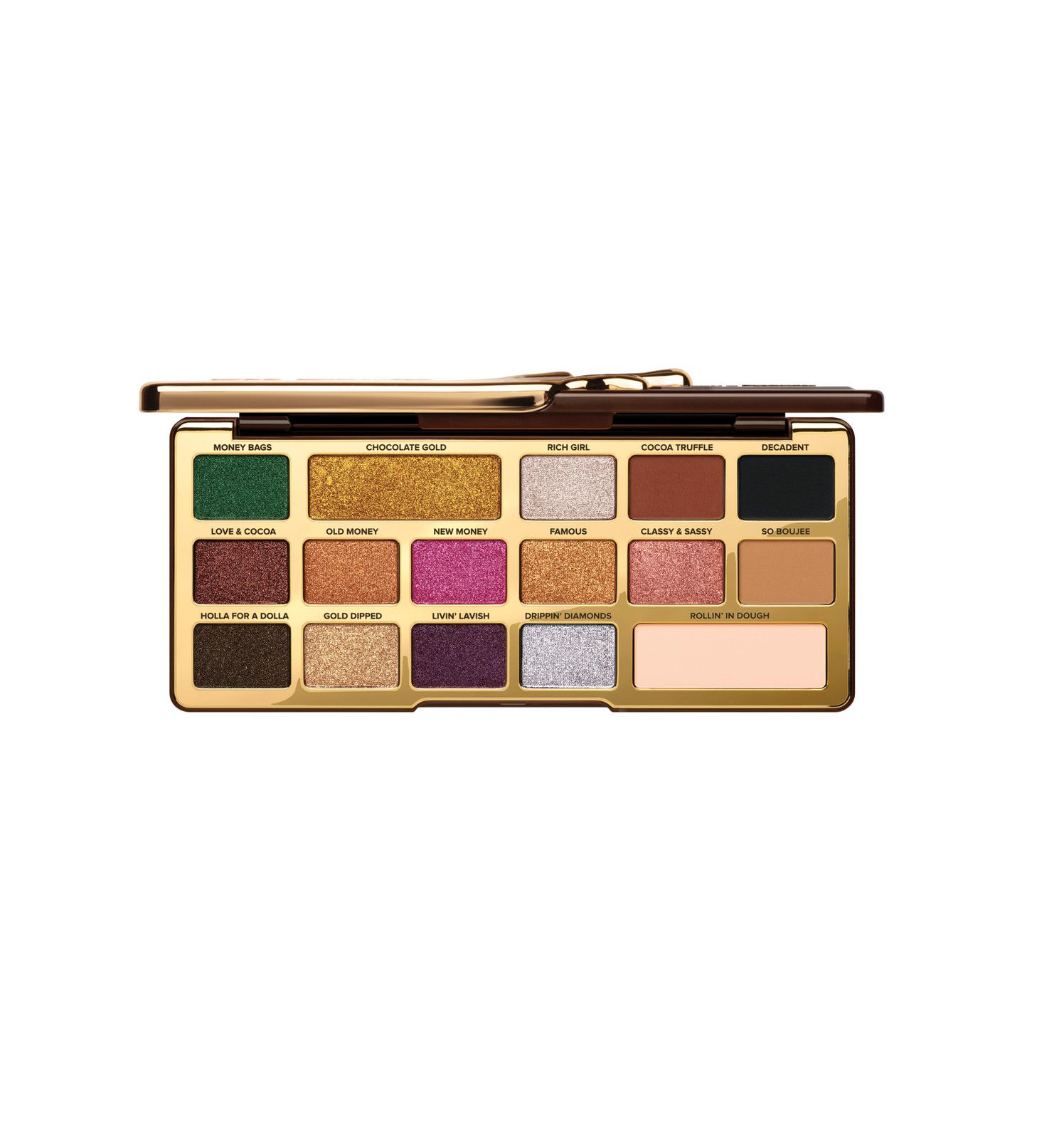 Paleta Chocolate Gold TOO FACED