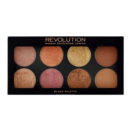 Paleta de Blush Golden Sugar 2 REVOLUTION