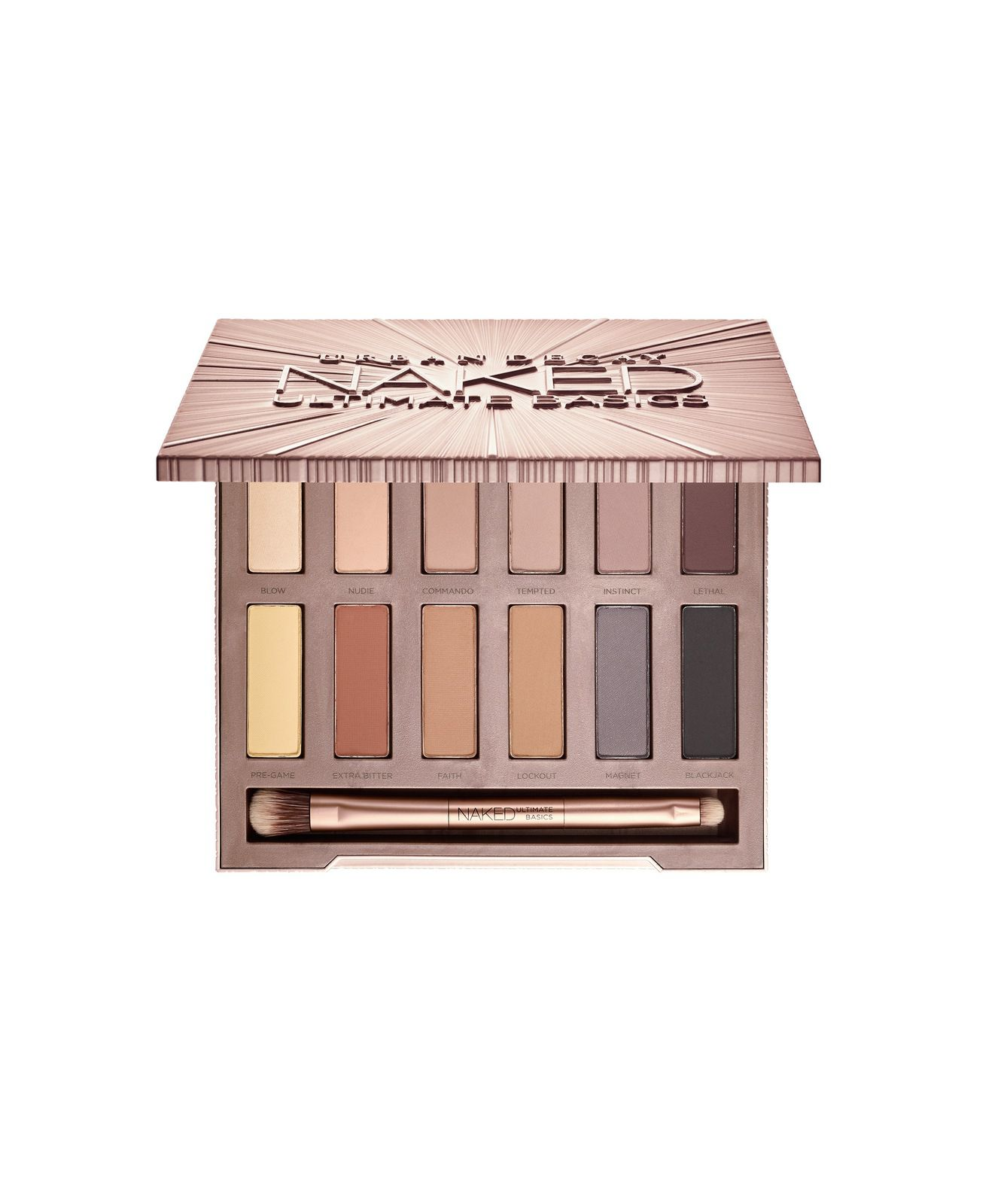 Paleta de sombras NAKED Ultimate Basics