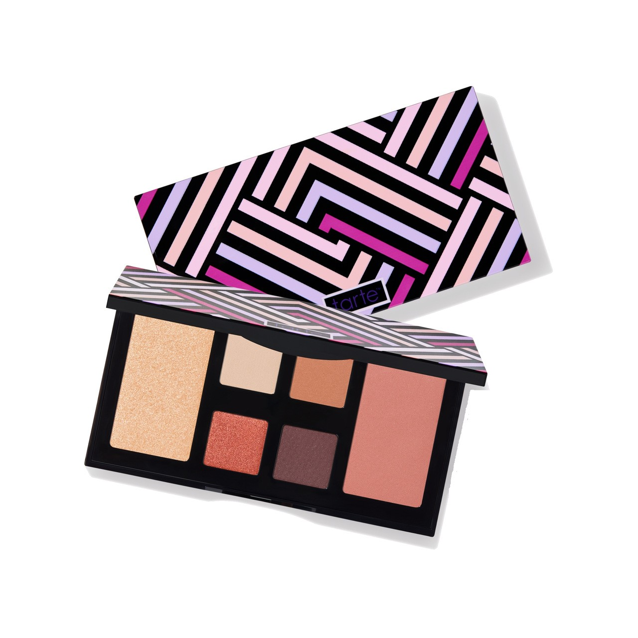 Paleta Everyday Neutrals Eye & Cheek TARTE