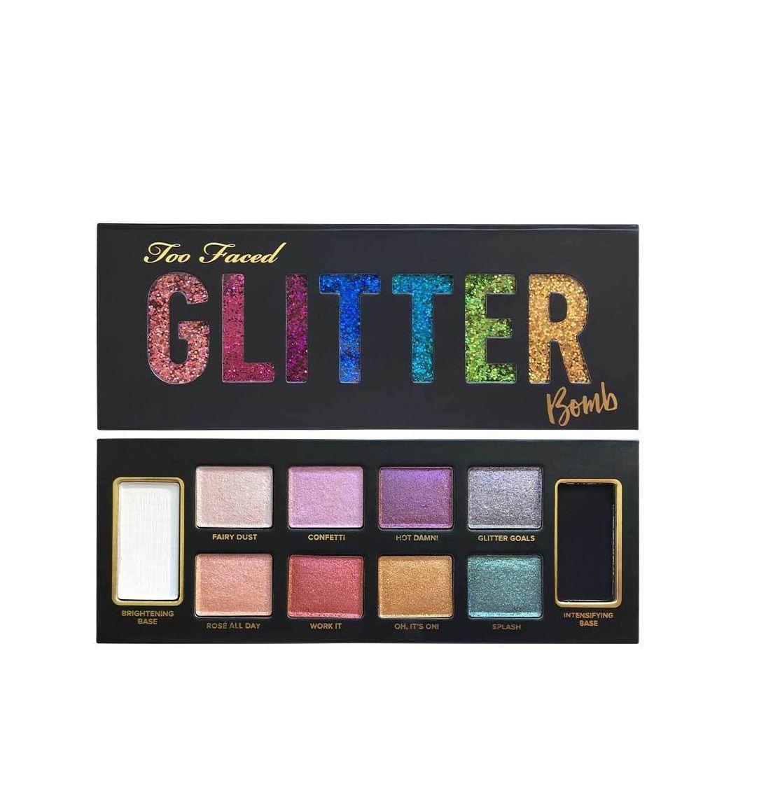 Paleta Glitter Bomb TOO FACED