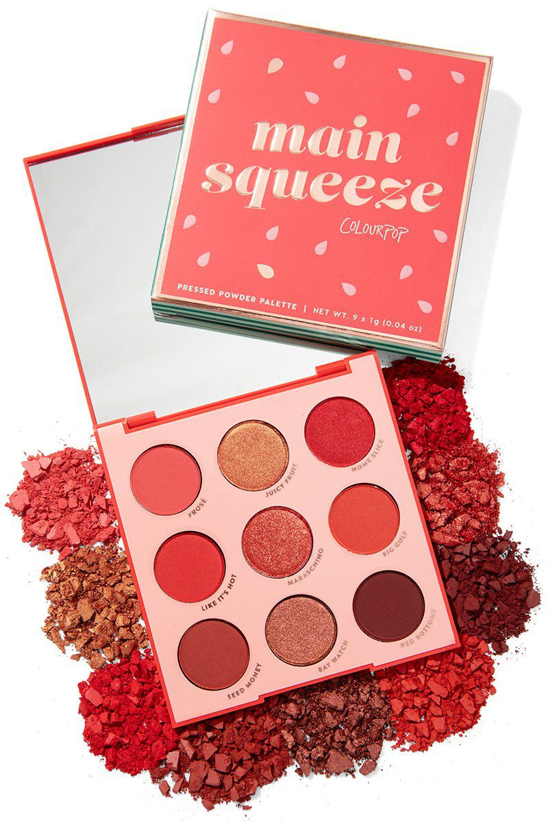 Paleta Main Squeeze COLOURPOP