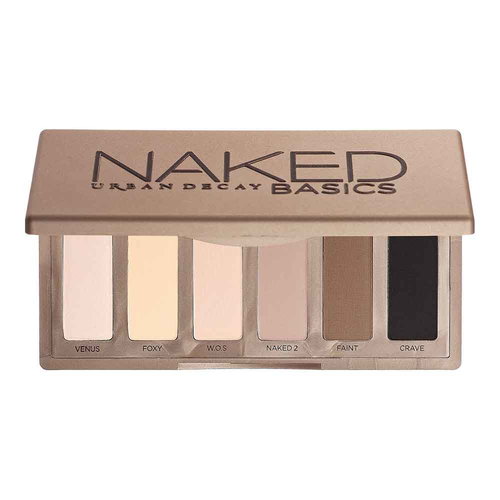 Paleta Naked Basics URBAN DECAY