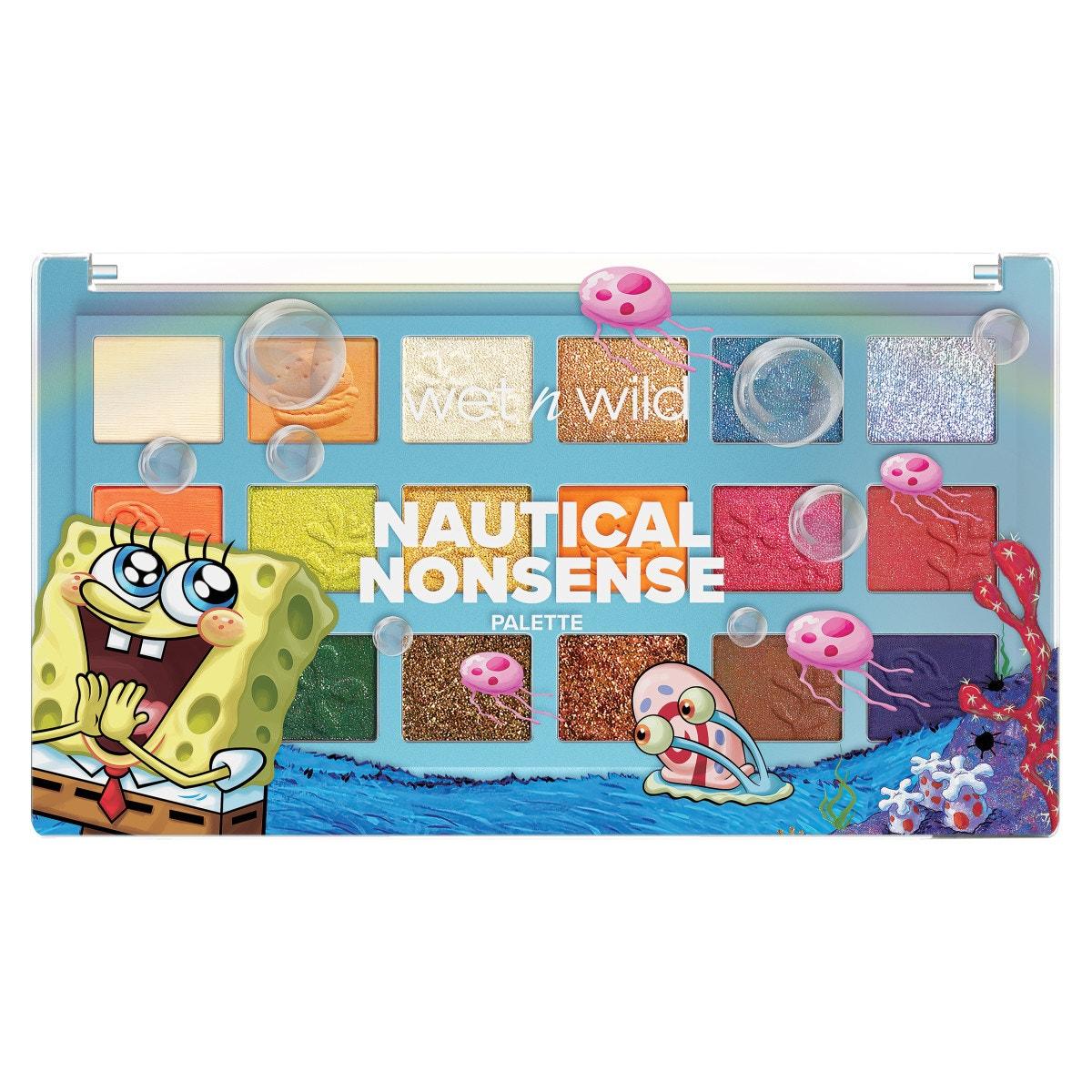 Paleta Nautical Nonsense WET N WILD