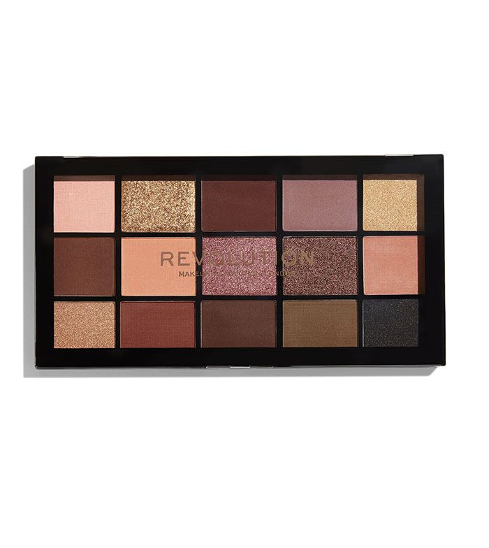 Paleta Reloaded Velvet Rose REVOLUTION