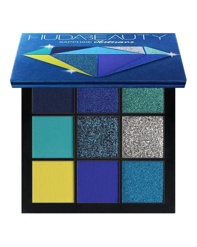 Paleta Sapphire Obsessions HUDA BEAUTY