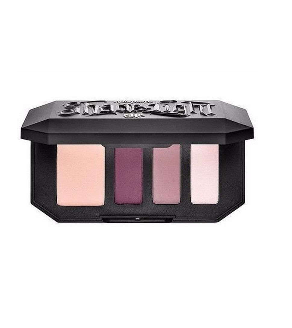 Paleta Shade + Light Eye Contour Quad Plum KAT VON D