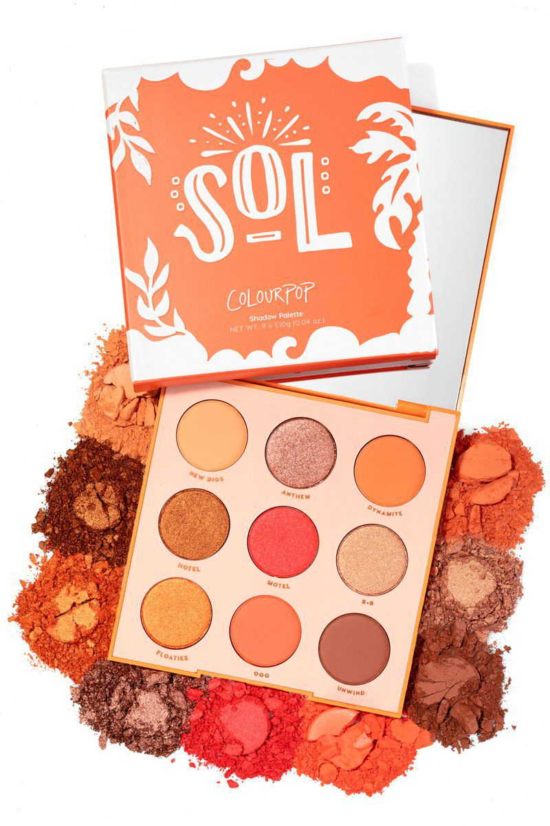 Paleta Sol COLOURPOP