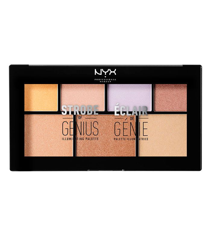 Paleta Strobe of Genius Illuminating NYX