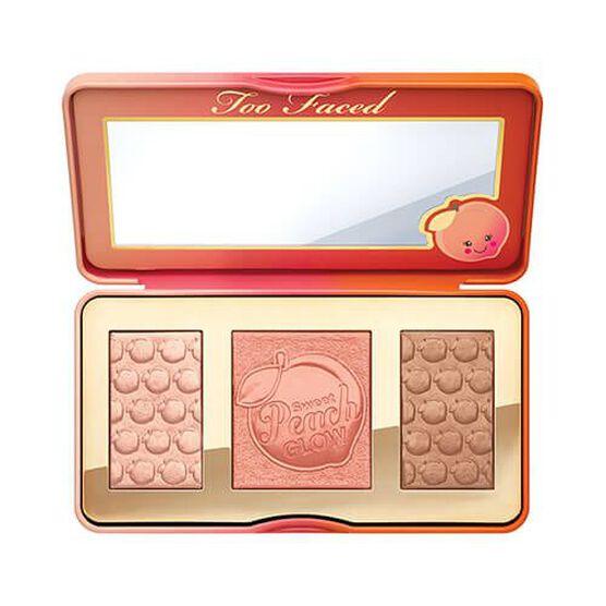Paleta Sweet Peach Glow TOO FACED