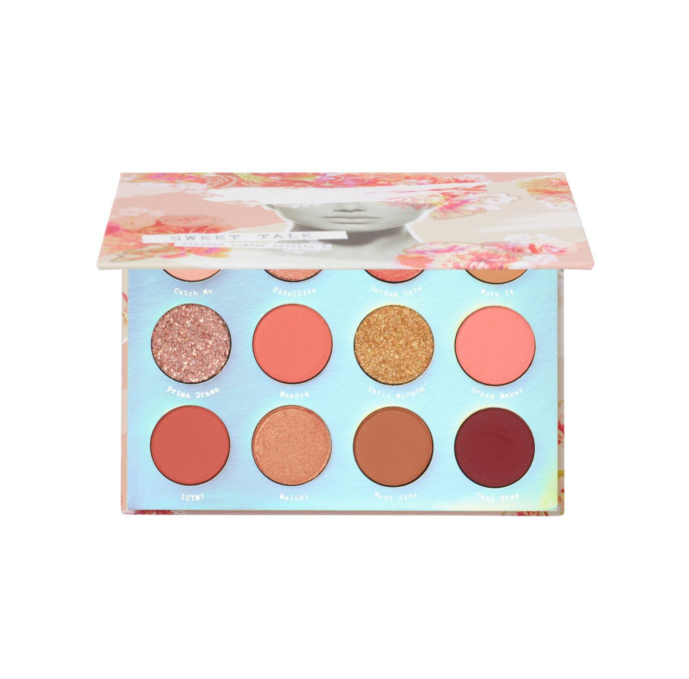 Paleta Sweet Talk COLOURPOP