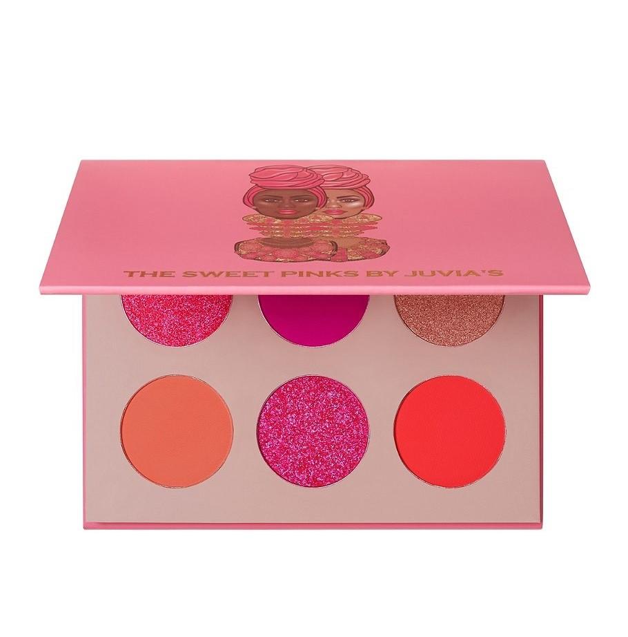Paleta The Sweet Pinks JUVIAS PLACE