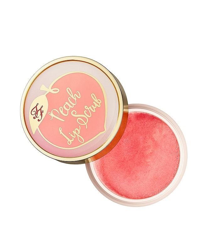 Peach Lip Scrub TOO FACED