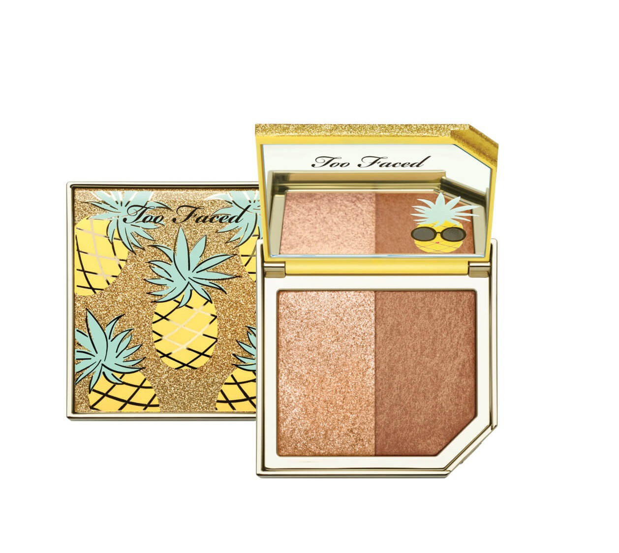 Pineapple Paradise Duo Bronzer TOO FACED