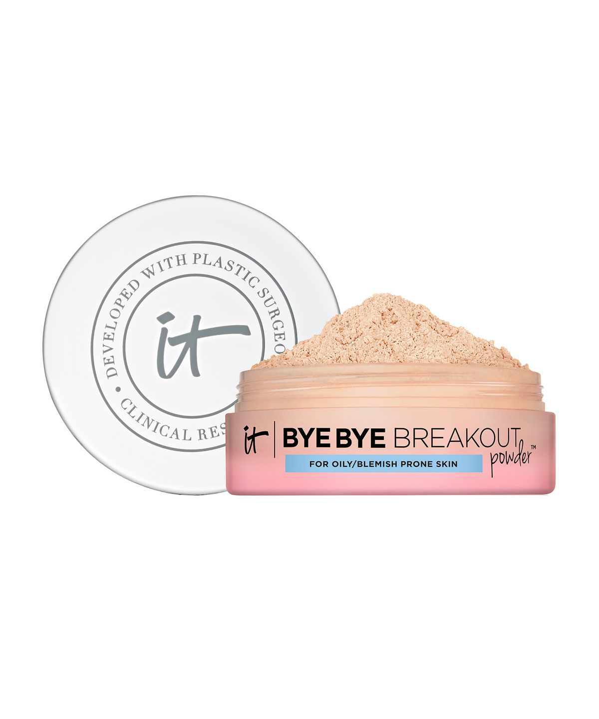 Pó Bye Bye Breakout Light Medium IT COSMETICS