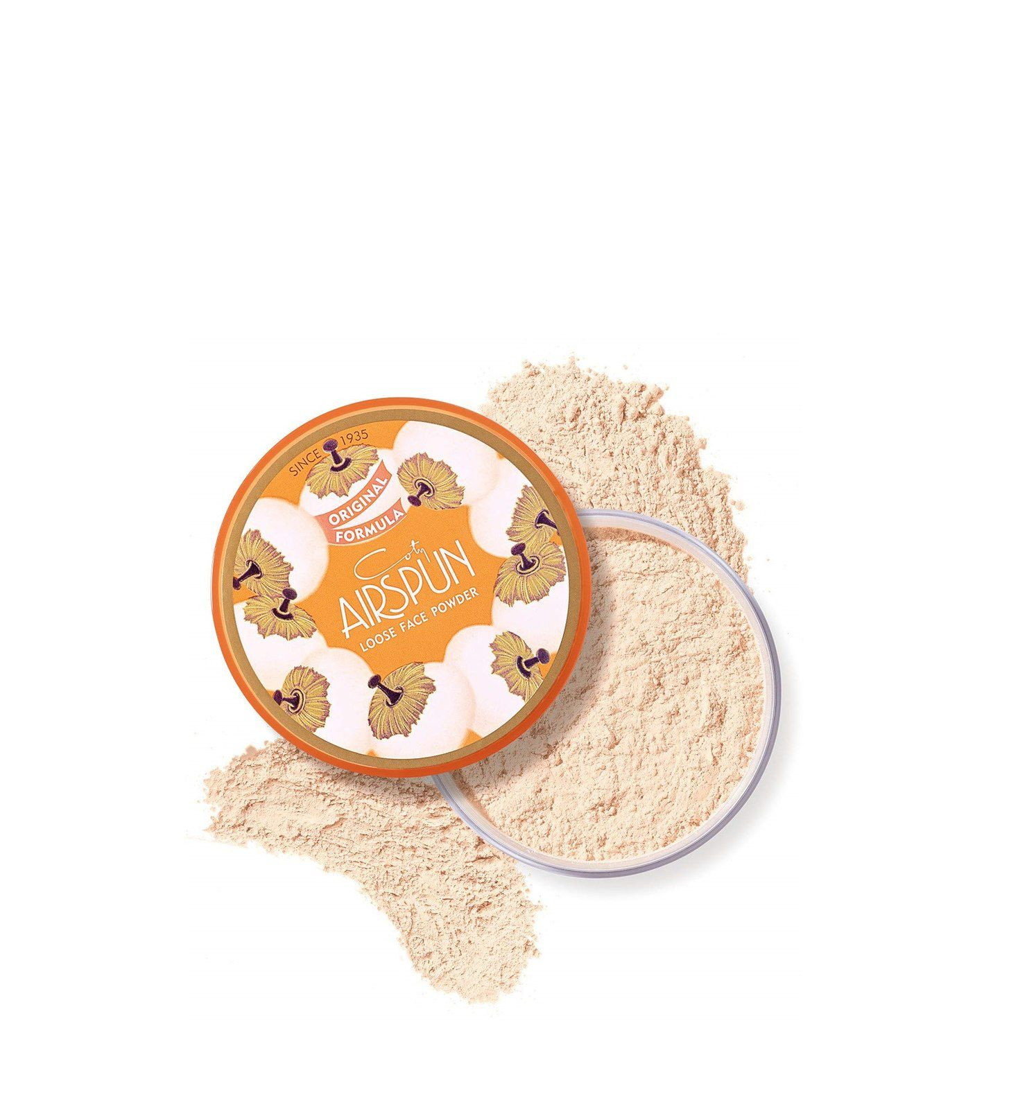Pó Transluscent Loose Face Powder AIRSPUN