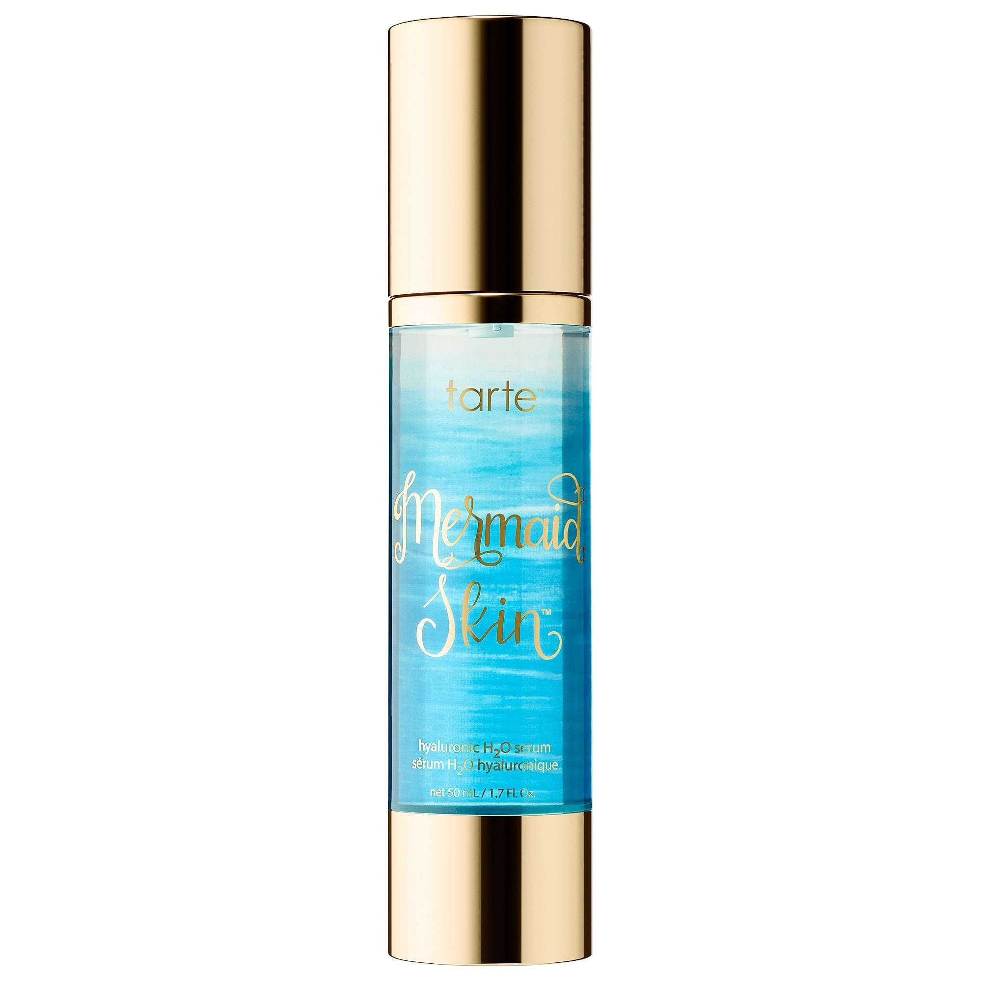 SEA Mermaid Skin Hyaluronic H2O Serum TARTE