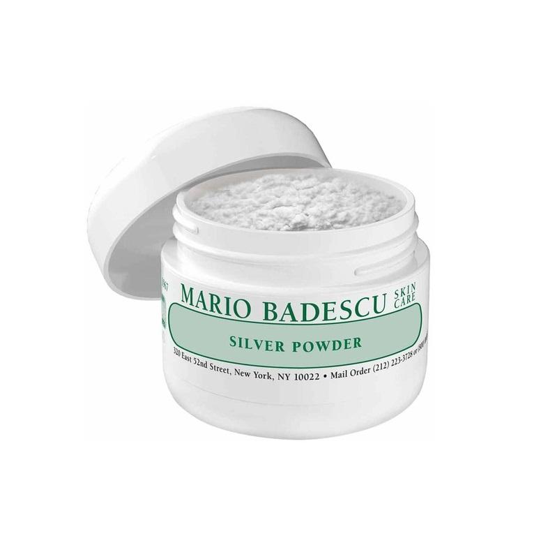 Mini Silver Powder MARIO BADESCU