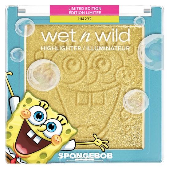 SpongeBob Highlighter WET N WILD