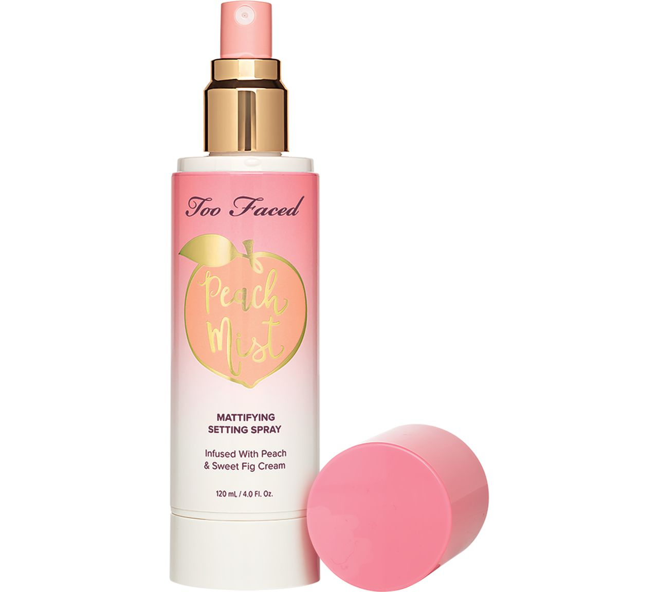 Spray Peach Mist Mattifying TOO FACED