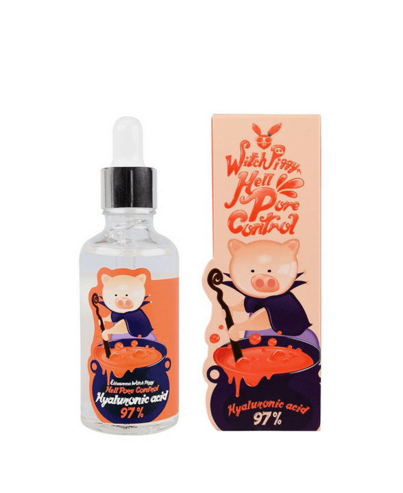 Witch Piggy Hell Pore Control Hyaluronic Acid 97% ELIZAVECCA