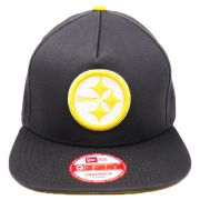 Boné New Era Snapback Pittsburgh Steelers Unissex