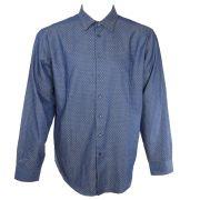 Camisa Social Masculina Calvin Klein Jeans Regular Fit