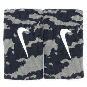 Munhequeira Nike Dri Fit Camo Doublewide Wristbands AC3761 056 Unissex