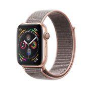 Relógio Apple Watch Series 4 GPS Dourado com Pulseira Sport Loop