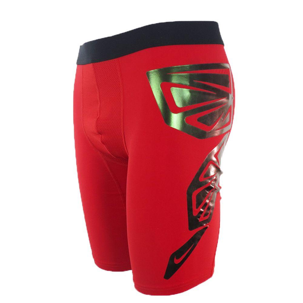 Bermuda de Compressão Nike Pro Combat 586907-611 Masculino