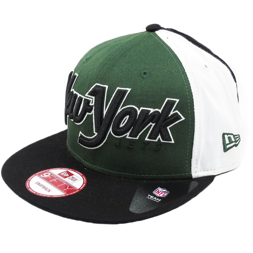 Boné New Era Snapback New York Jets Unissex