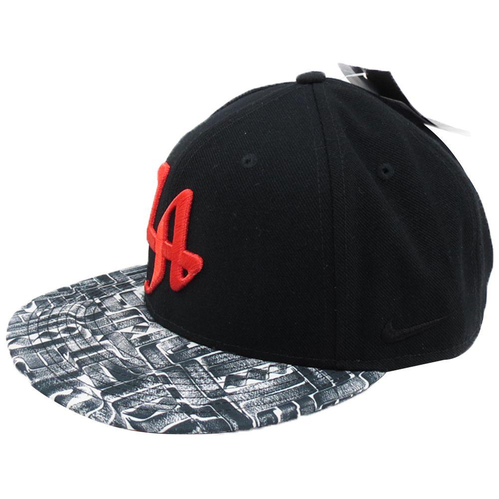 Boné Nike Snapback Kobe Bryant Mamba 729494-010 Unissex