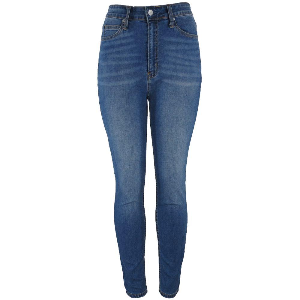 Calça Jeans Calvin Klein High Rise Skinny CKJ010 539892 Feminino