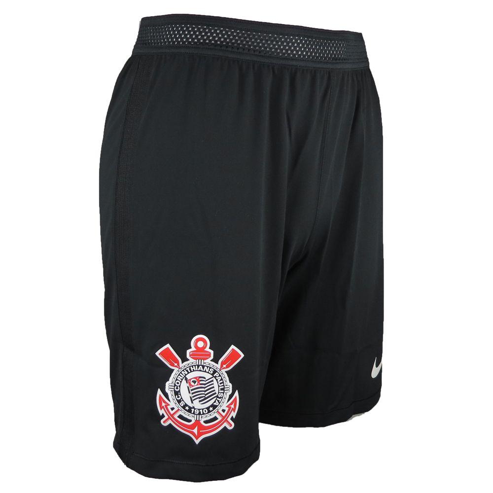 Calção Shorts Corinthians I Nike 776971-010 Masculino
