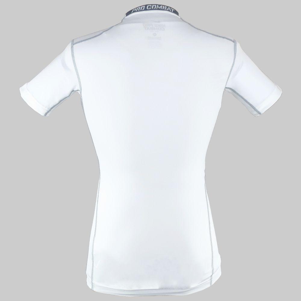 Camiseta de Compressão Nike Pro Combat Dri Fit 449792-100 Masculino