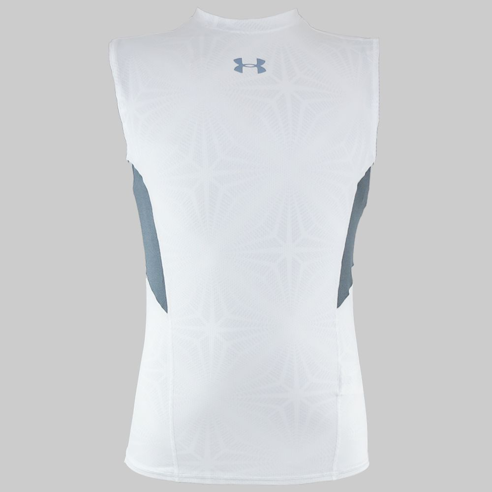 Camiseta de Compressão Under Armour CoolSwitch 1273985-100 Masculino